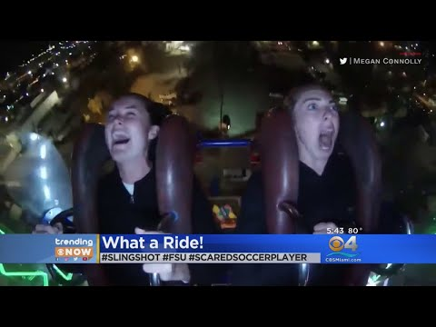 TRENDING: Video Of Girls Freaking Out On Carnival Ride Goes Viral