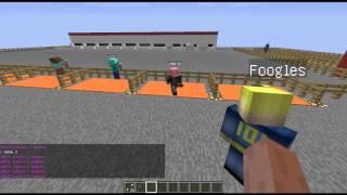 Биатлон в Minecraft #1 (Погоня в Оттаве)