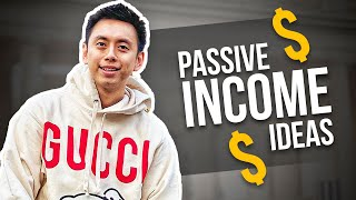 How To Make Passive Income Online (Even If You Have No Money)