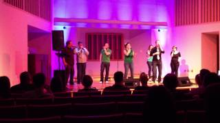 """Euphonism, """"Real Love"""" (live), 6/15/13 - a cappella (Lee Ryan cover)"""