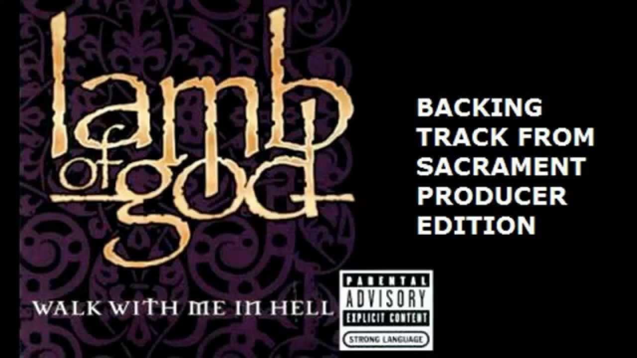 lamb of god chords pdf