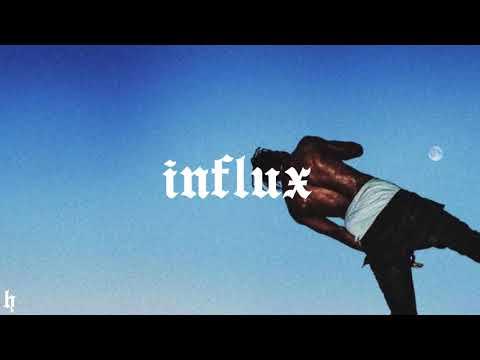"""[FREE] Travis Scott x Kendrick Lamar x J.I.D Type Beat / Trap Hip Hop Instrumental 2018 / """"Influx"""""""