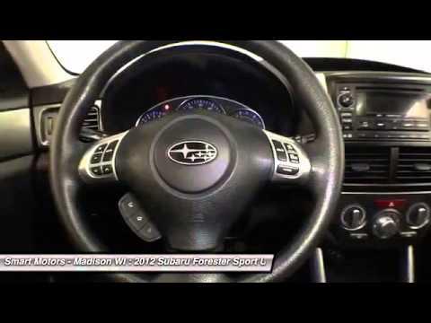 2012 Subaru Forester 2012 Subaru Forester Smart Motors