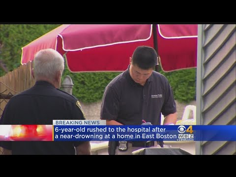 Boy Pulled From Pool In East Boston