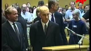 Eminem Goes To COURT! Rare Footage From The Year 2000
