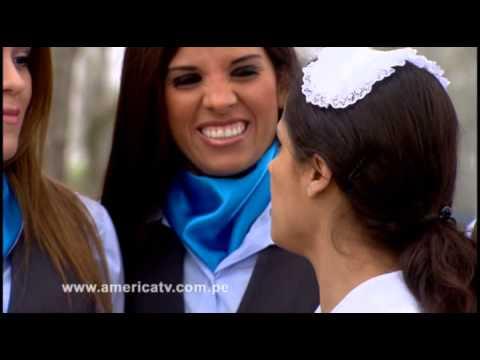 Monserrat aceptó ser alumna de Reyna Pachas