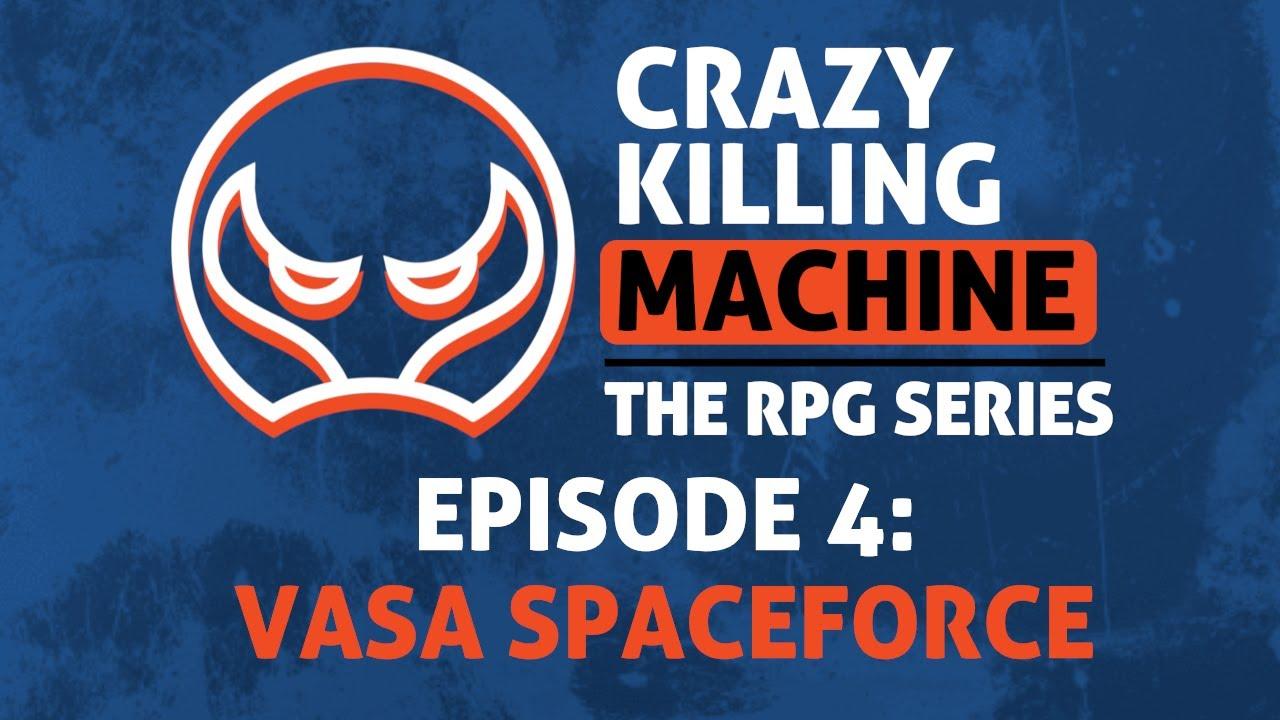 Keyforge RPG Episode 4: Vasa Spaceforce