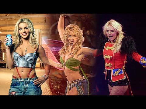 Britney Spears - Choreographer for Every Song (1998-2019)