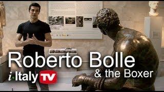 Roberto Bolle & The Boxer
