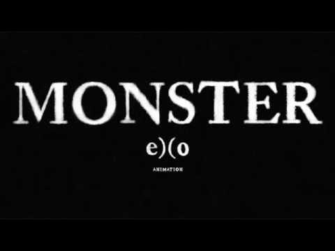 EXO 'MONSTER' ANIMATION