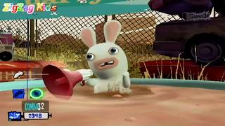 Rayman Raving Rabbids TV Party | Episode 3 Wii | ZigZag Kids HD