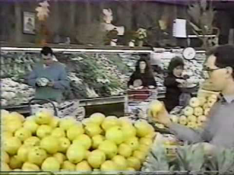 William Grocery commercial - North Syracuse NY 1994