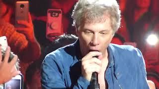 Bon Jovi Bed of Roses Orlando 2018 HD