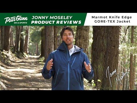 2019 Marmot Knife Edge GORE-TEX Jacket Review By Peter Glenn
