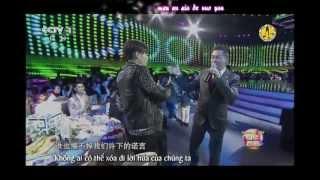 [Vietsub] [AlecHeart.Com] 2013.02.08 Alec biểu diễn bài hát 爱 (Ai)