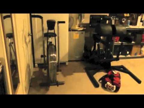Garage Gym On Tumblr