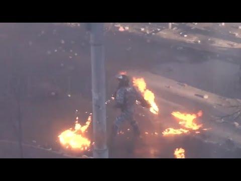 Euromaidan - Violent reality and bloody truth of Maidan Ukraine
