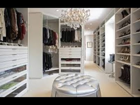 HUGE WALK IN CLOSET TOUR!