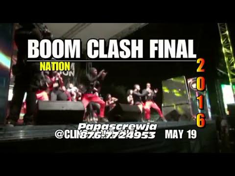 """FIRE LINKS"""" Massacre"""" TONEY MATTERHORN @BOOM NATION FINAL  MAY 19,20"""
