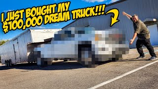I Just Bought My $100,000 DREAM TRUCK!!! (CHEAPEST IN THE COUNTRY?!)