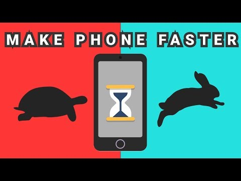 How to Make Your Phone Faster Again