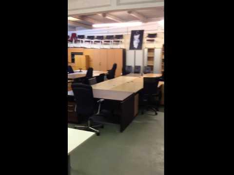 Cornwall Office Furniture Showroom