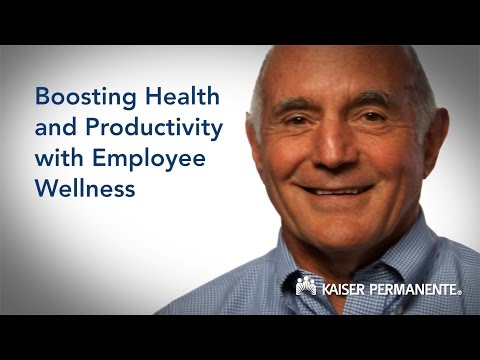 Boosting Health and Productivity with Employee Wellness