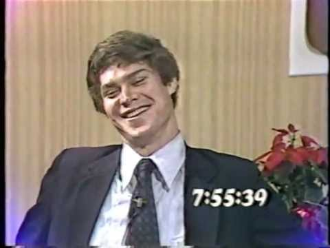 Dale Murphy on WDEF Chattanooga Morning Show 1983