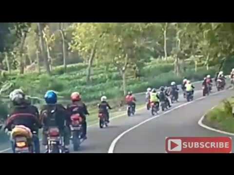 Ribuan RX king serbu Bumi Bung Karno Blitar (Jamnas YRKI )2016