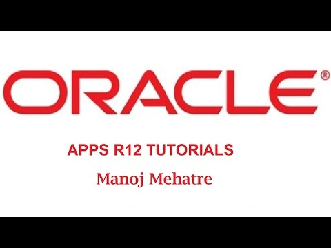 Purchasing Order(PO)  Report Development In Oracle Apps Part1
