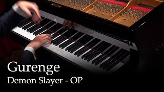 Gurenge - Demon Slayer OP [Piano]