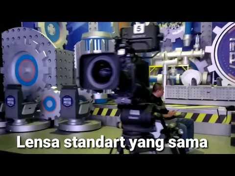 TEST CAMERA BROADCAST Sony HXC 100 Vs Sony FB80 Vs Ikegami HDK 73