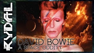 RIP David Bowie | A Space Oddity 2015