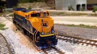 Bachmann HO SD70ACe Review