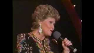 Patti Page sings many of her hits LIVE in New York
