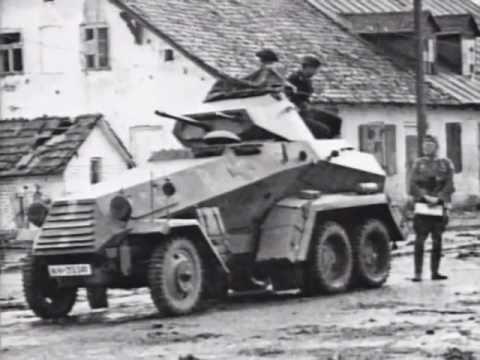 German War Files - Military Vehicles And Half Tracks