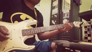 Gugun Blues Shelter - Hitam Membiru (Cover Guitar - Ubay Nugroho)