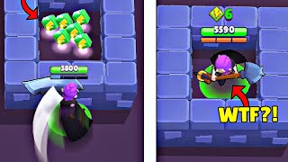 *WTF* CRAZY MORTIS GLITCH in Brawl Stars! Wins & Fails #95
