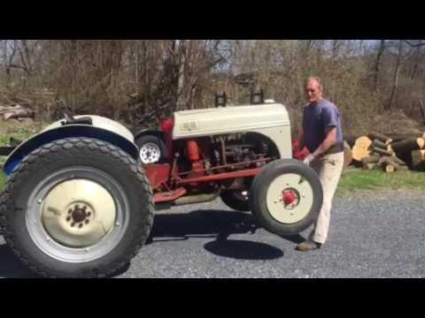 ford 8n manual lift youtube rh youtube com ford tractor model 8n operators manual Ford 8N Repair Manual PDF