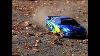 TAMIYA Impreza Slow Motion Movie タミヤ インプレッサWRC スローモーション映像
