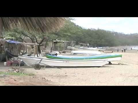 Playa Gigante y Colorado Nicaragua. Todo Bien