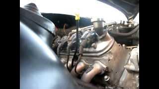383 LSX Piston Slap and Squeak