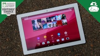 Sony Xperia Z4 Tablet Review!