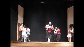 Argentina Tango--Waltz