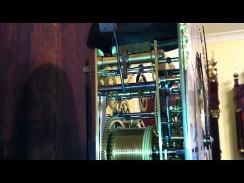 London Grandfather Clock by Allam