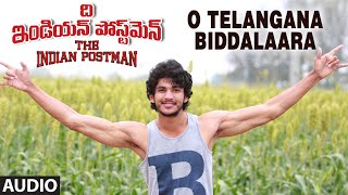 O Telangana Biddalaara Full Song || The Indian Postman || Ajay Kumar, Veda, Priyanka