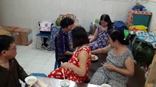 Anh Chị 6 Liên về Việt Nam thăm Gia Đình (xuân 2017)
