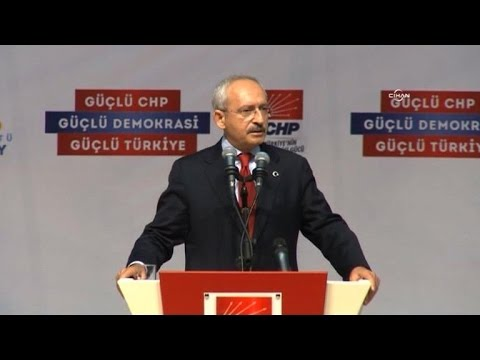 Turkey's opposition CHP discusses future strategy