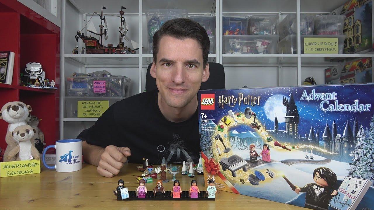 LEGO® Harry Potter 75981 Adventskalender