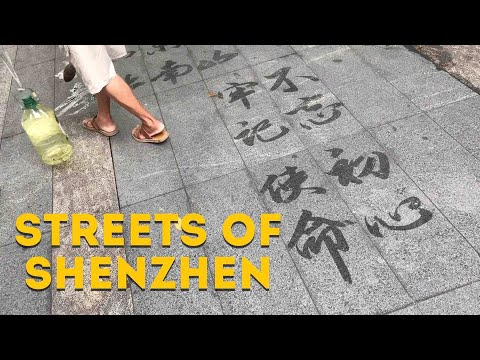 2 Days in Shenzhen - Chinese Parks, KK Mall and Children's Palace - Part 2/4